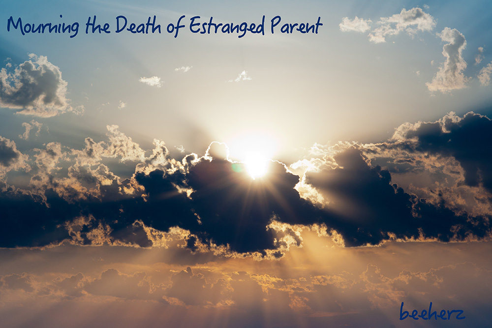 Grieving The Death Of An Estranged Parent