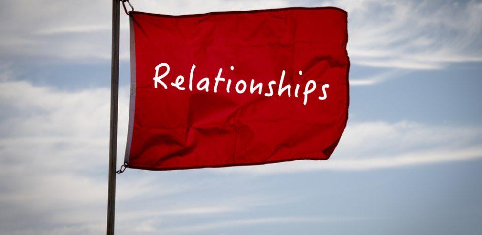 RED FLAG Relationship
